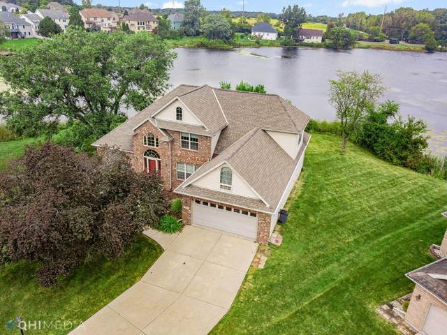 3900 W 92nd Place, Merrillville, IN 46410 (MLS #501362) :: McCormick Real Estate