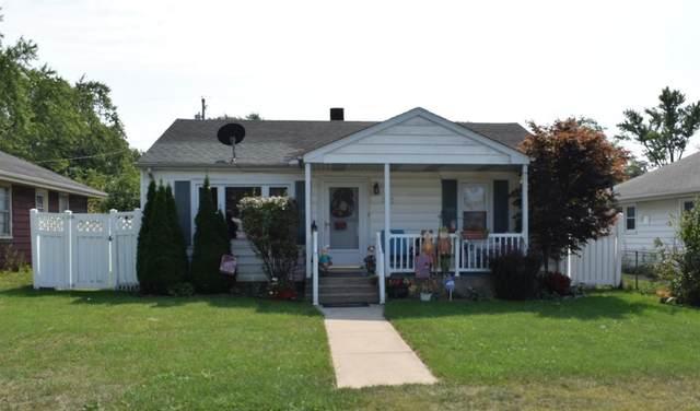 921 W 38th Avenue, Hobart, IN 46342 (MLS #501400) :: McCormick Real Estate
