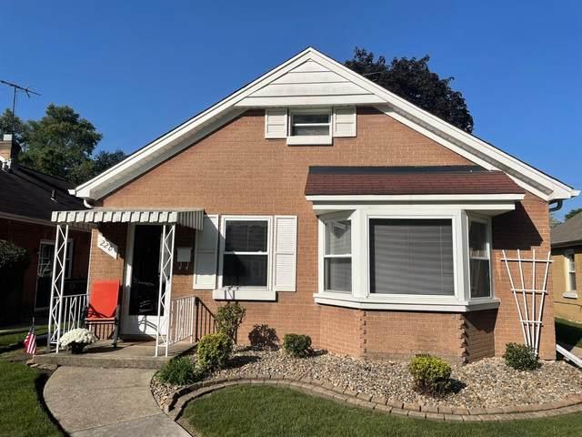 220 Henry Street, Hobart, IN 46342 (MLS #501406) :: McCormick Real Estate