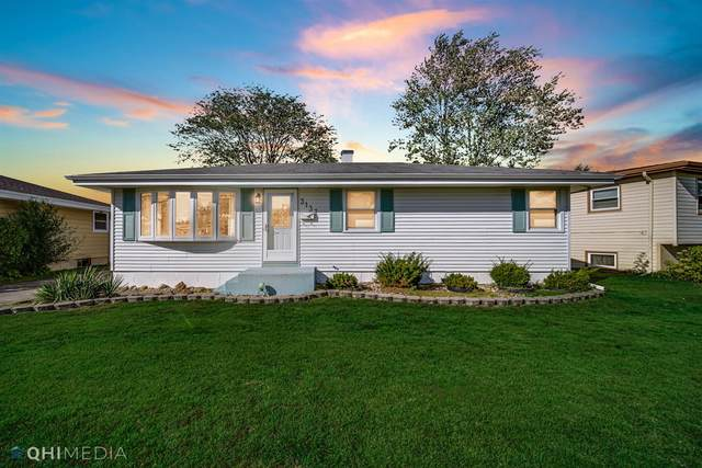 3137 Lois Place, Highland, IN 46322 (MLS #501426) :: McCormick Real Estate