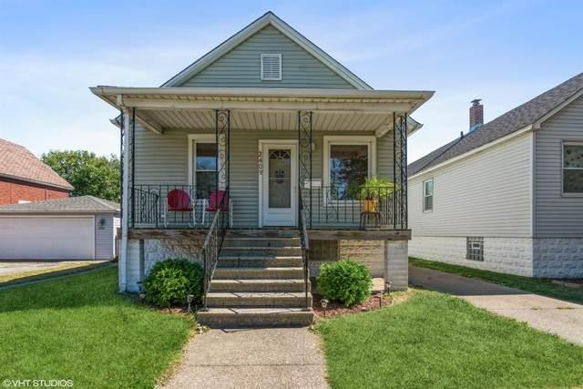 2409 Birch Avenue, Whiting, IN 46394 (MLS #501464) :: Lisa Gaff Team
