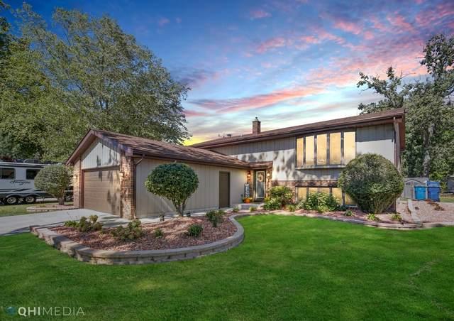513 Hillside Drive, Dyer, IN 46311 (MLS #501528) :: McCormick Real Estate