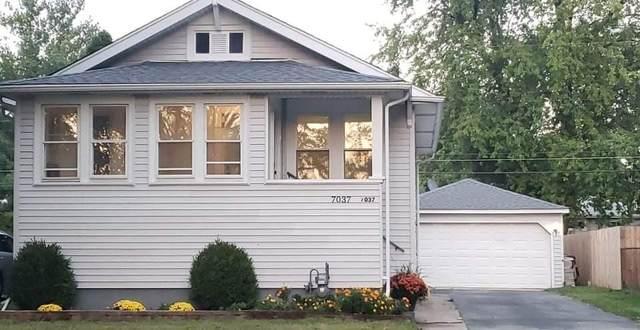 7037 Chestnut Avenue, Hammond, IN 46324 (MLS #501592) :: Lisa Gaff Team