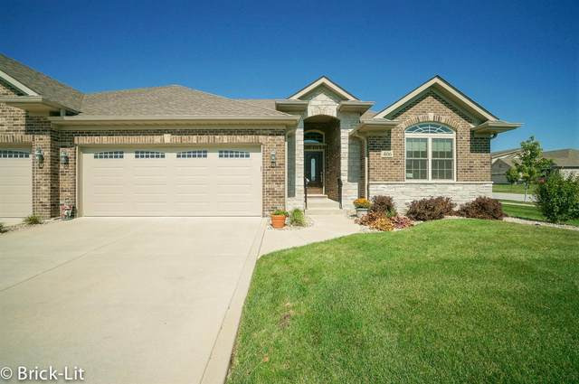 406 Waterford Circle S, Schererville, IN 46375 (MLS #501605) :: McCormick Real Estate