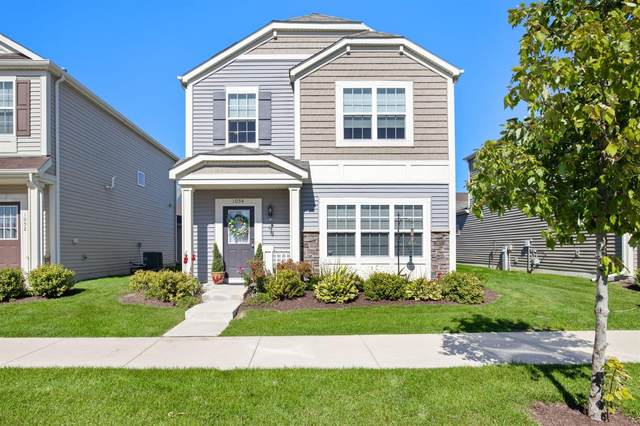 1054 E 116th Place, Crown Point, IN 46307 (MLS #501660) :: McCormick Real Estate