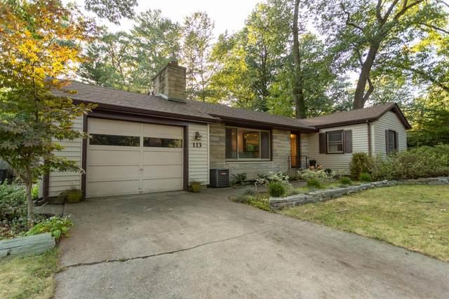 113 Jackpine Drive, Michigan City, IN 46360 (MLS #501719) :: Lisa Gaff Team