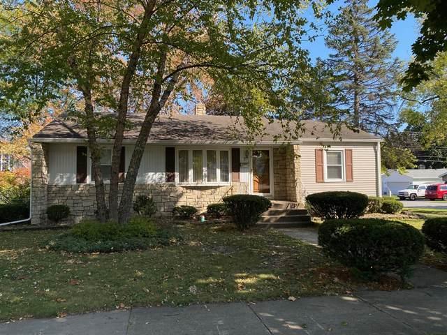 7 N Washington Street, Hobart, IN 46342 (MLS #501764) :: McCormick Real Estate