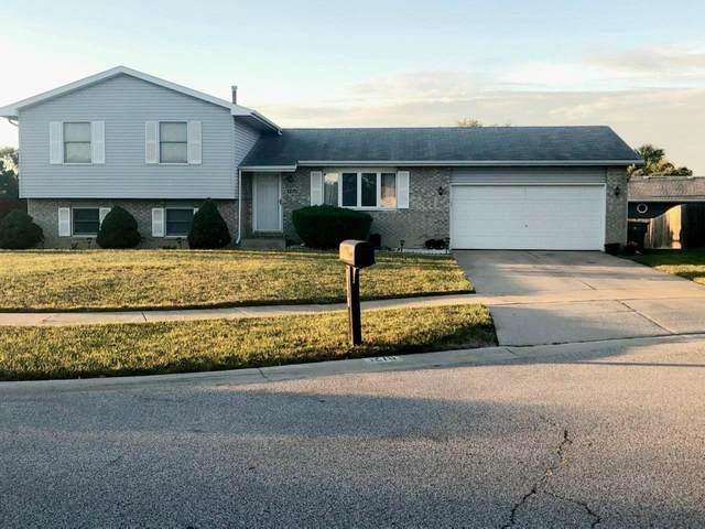 1270 W 76th Avenue, Merrillville, IN 46410 (MLS #501777) :: McCormick Real Estate