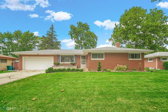 320 W 56th Place, Merrillville, IN 46410 (MLS #501809) :: Lisa Gaff Team