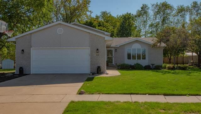 535 Redbud Lane, Lowell, IN 46356 (MLS #501869) :: Lisa Gaff Team