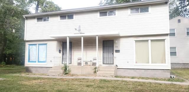 1240-1242 Aetna Street, Gary, IN 46403 (MLS #501906) :: Lisa Gaff Team