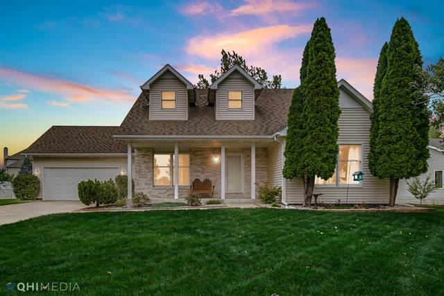 1255 Stillwater Parkway, Crown Point, IN 46307 (MLS #502043) :: McCormick Real Estate