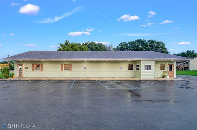 165 E Robbins Street, Wheatfield, IN 46392 (MLS #502121) :: Lisa Gaff Team