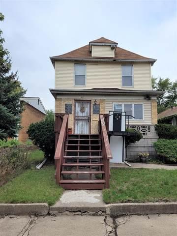1922 W 15th Avenue, Gary, IN 46404 (MLS #502138) :: Lisa Gaff Team