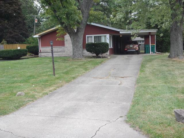 5847 Taft Place, Merrillville, IN 46410 (MLS #502232) :: McCormick Real Estate