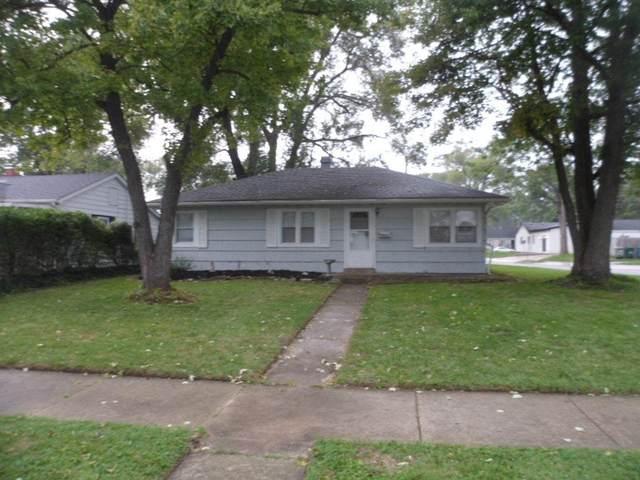 7908 Belmont Avenue, Hammond, IN 46324 (MLS #502406) :: McCormick Real Estate