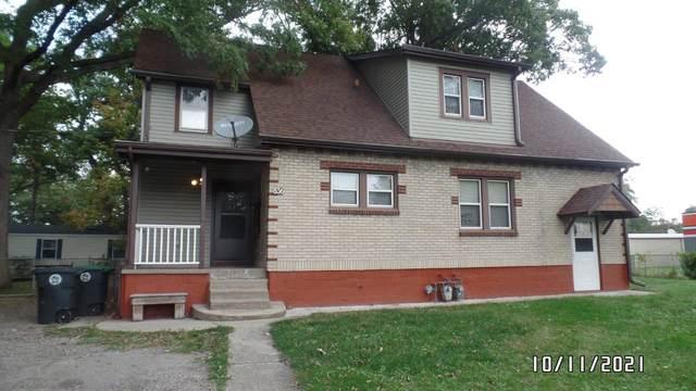 836 W 38th Avenue, Hobart, IN 46342 (MLS #502433) :: McCormick Real Estate