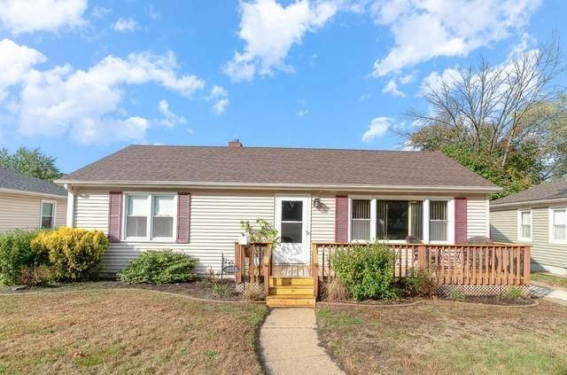 3135 Highway Avenue, Highland, IN 46322 (MLS #502549) :: McCormick Real Estate