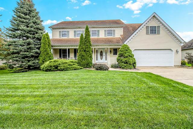 10027 Belmont Court, St. John, IN 46373 (MLS #502558) :: Rossi and Taylor Realty Group