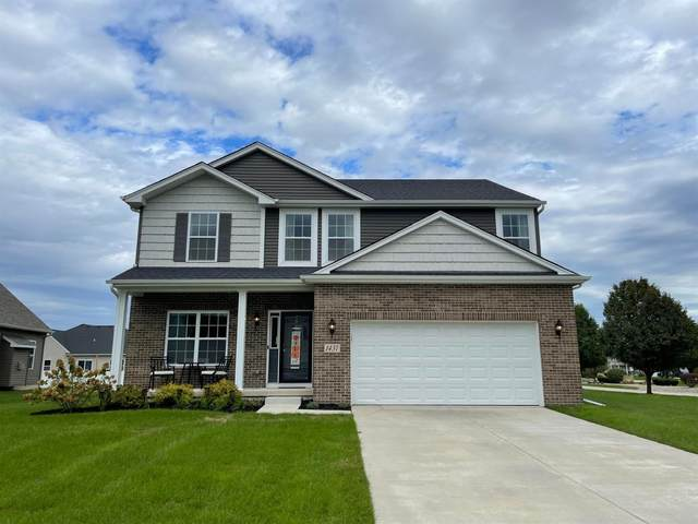 1437 Grunewald Place, Dyer, IN 46311 (MLS #502630) :: McCormick Real Estate