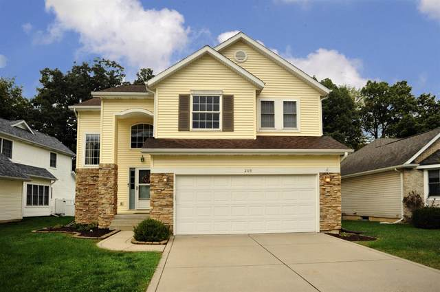 209 Kraus Drive, Valparaiso, IN 46383 (MLS #502663) :: Rossi and Taylor Realty Group