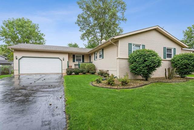1606 Peachtree Drive, Valparaiso, IN 46383 (MLS #502674) :: Rossi and Taylor Realty Group