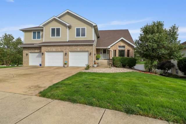 950 Doe Path Lane, Crown Point, IN 46307 (MLS #502710) :: Rossi and Taylor Realty Group