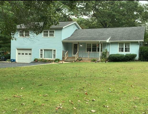 215 Woodland Drive, Lowell, IN 46356 (MLS #502711) :: McCormick Real Estate