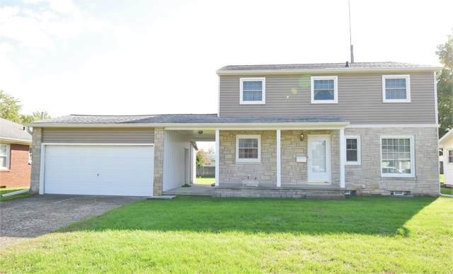 817 E Thompson Street, Rensselaer, IN 47978 (MLS #502743) :: McCormick Real Estate