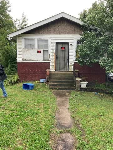 201 E 41st Avenue, Gary, IN 46409 (MLS #502802) :: McCormick Real Estate