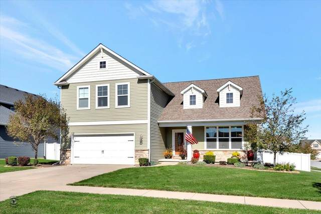 1142 Donegal Lane, Crown Point, IN 46307 (MLS #502841) :: McCormick Real Estate