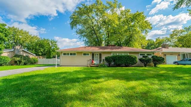 5401 Mary Ann Lane, Merrillville, IN 46410 (MLS #502911) :: McCormick Real Estate