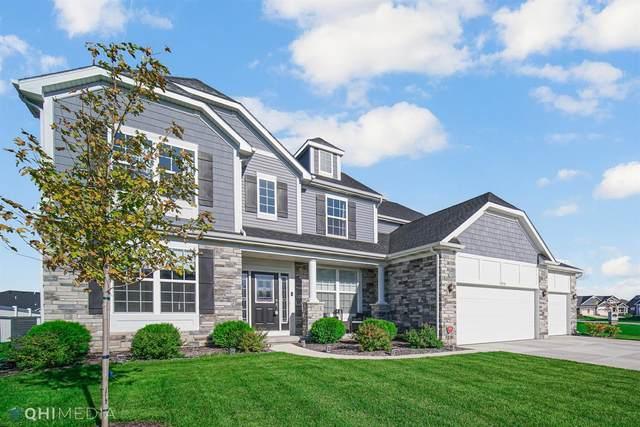 11058 Hickory Grove Road, Cedar Lake, IN 46303 (MLS #502933) :: McCormick Real Estate