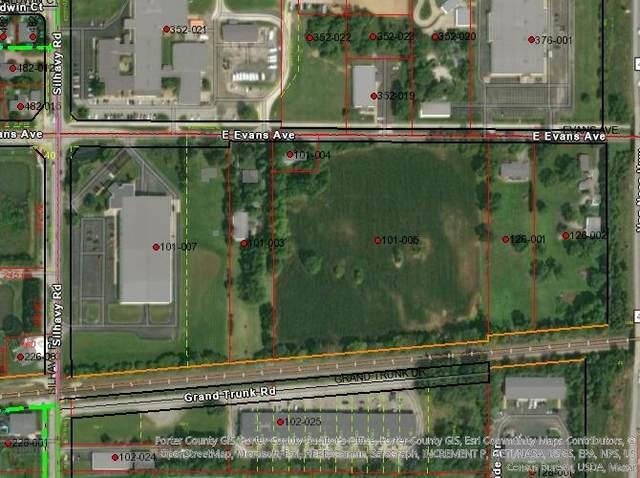 3100 E Evans Avenue E, Valparaiso, IN 46383 (MLS #502937) :: McCormick Real Estate