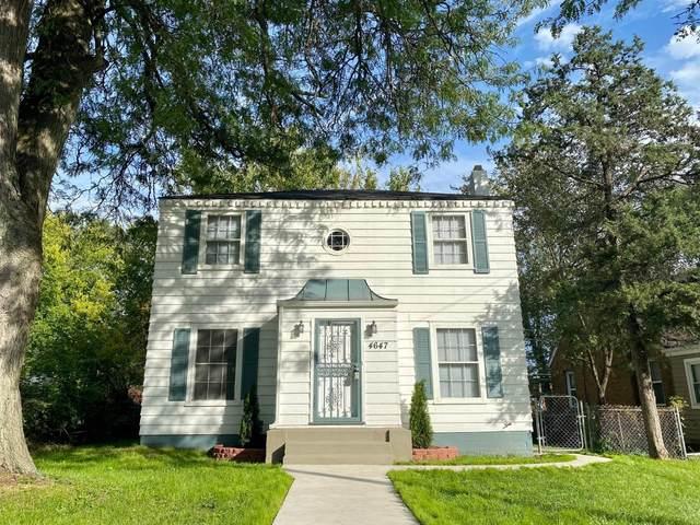 4647 Harrison Street, Gary, IN 46408 (MLS #502946) :: Lisa Gaff Team