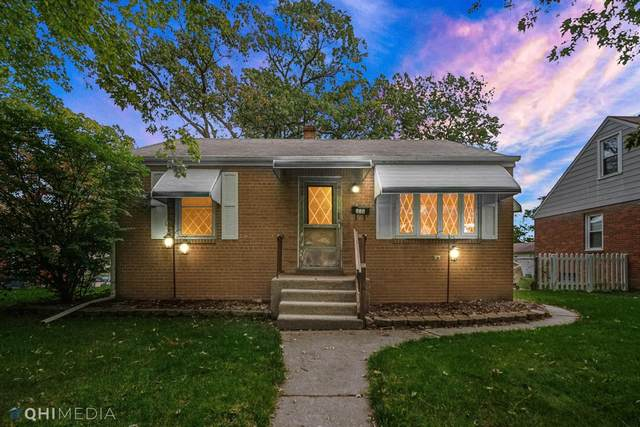 313 N California Street, Hobart, IN 46342 (MLS #502967) :: McCormick Real Estate