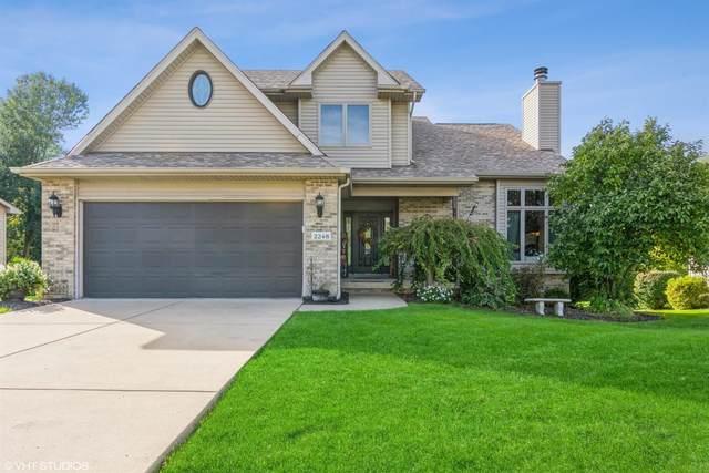 2248 Ticonderoga Street, Schererville, IN 46375 (MLS #503018) :: McCormick Real Estate