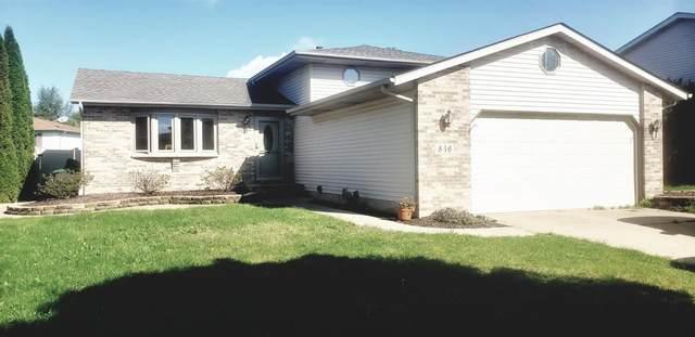 846 Capitol Drive, Hobart, IN 46342 (MLS #503084) :: McCormick Real Estate