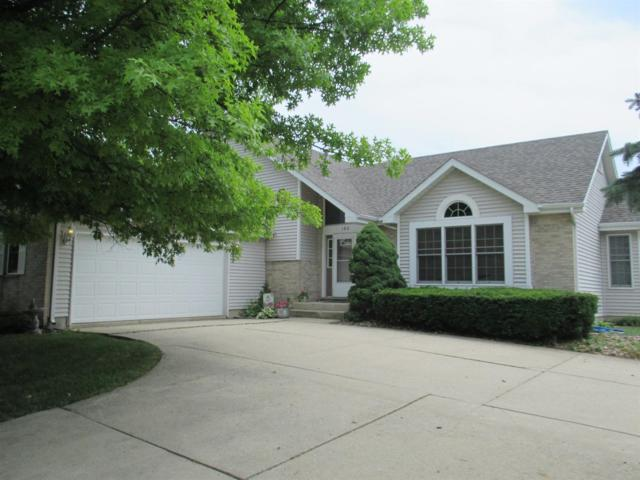180 Chateau Lane, Dyer, IN 46311 (MLS #436901) :: Rossi and Taylor Realty Group
