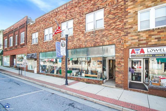410 E Commercial Avenue, Lowell, IN 46356 (MLS #444437) :: Rossi and Taylor Realty Group