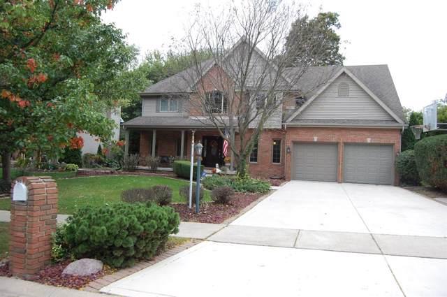 2920 Painted Leaf Drive, Crown Point, IN 46307 (MLS #464821) :: Lisa Gaff Team