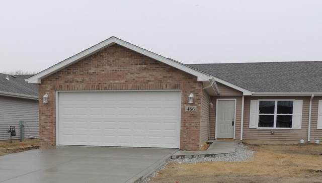 466 W 85th Drive, Merrillville, IN 46410 (MLS #465160) :: Rossi and Taylor Realty Group