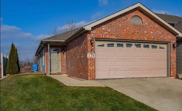 228 Deertrail Lane, Schererville, IN 46375 (MLS #467169) :: Rossi and Taylor Realty Group