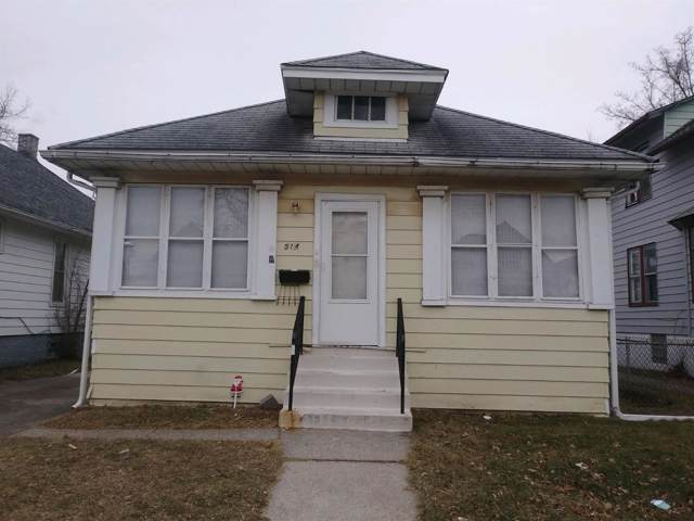 514 Detroit Street, Hammond, IN 46320 (MLS #468074) :: Rossi and Taylor Realty Group