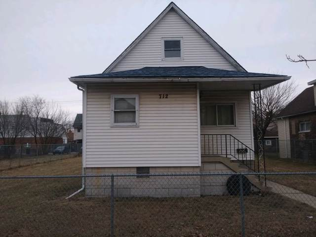 712 W 151st Street, East Chicago, IN 46312 (MLS #468135) :: Rossi and Taylor Realty Group