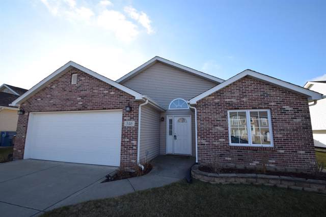 346 Carey Lane, Chesterton, IN 46304 (MLS #468401) :: Rossi and Taylor Realty Group
