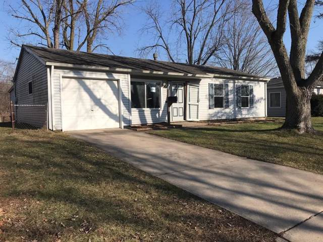 1416 E 33rd Avenue, Hobart, IN 46342 (MLS #468444) :: Rossi and Taylor Realty Group