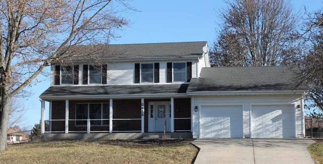 2312 Four Seasons Parkway, Crown Point, IN 46307 (MLS #468772) :: Rossi and Taylor Realty Group