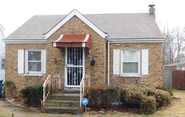 1765 Ellsworth Street, Gary, IN 46404 (MLS #470626) :: Lisa Gaff Team