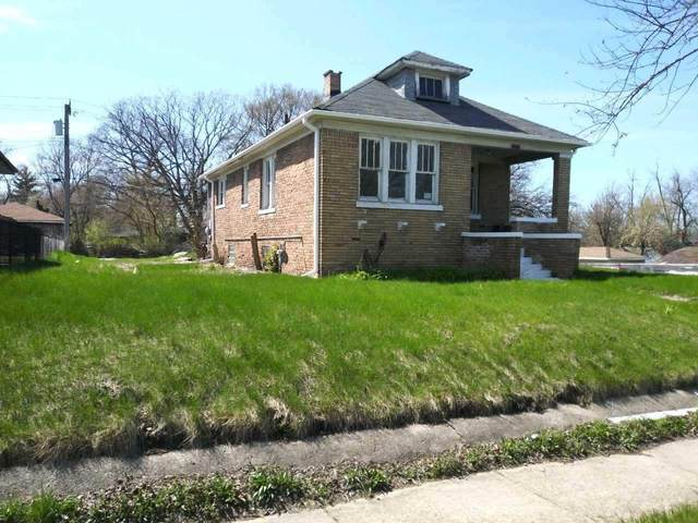 3536 Georgia Street, Gary, IN 46409 (MLS #474738) :: McCormick Real Estate
